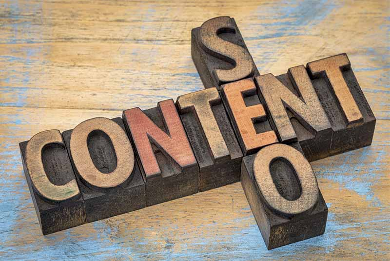 4 Types of Content to Implement for Better SEO