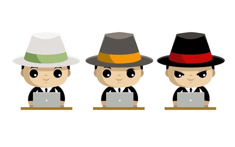Black Hat vs Gray Hat vs White Hat SEO